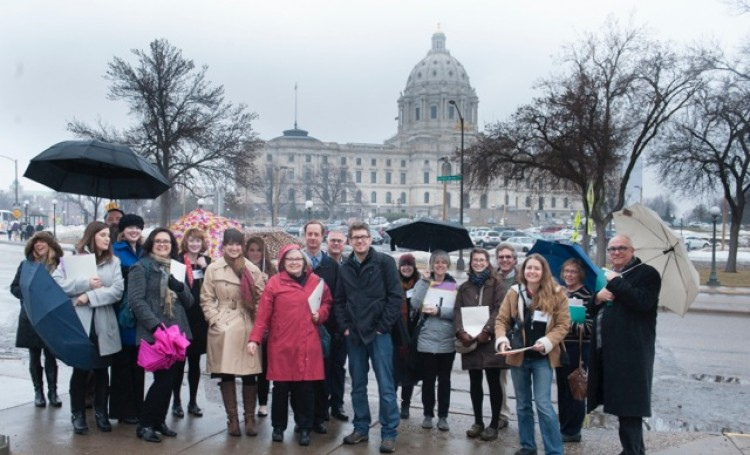 Arts Alert: Arts Advocacy Day is Less Than 2 Weeks Away