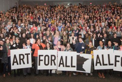 Arts Alert: Your Voice Mattered: Many Arts Victories this Legislative Session!