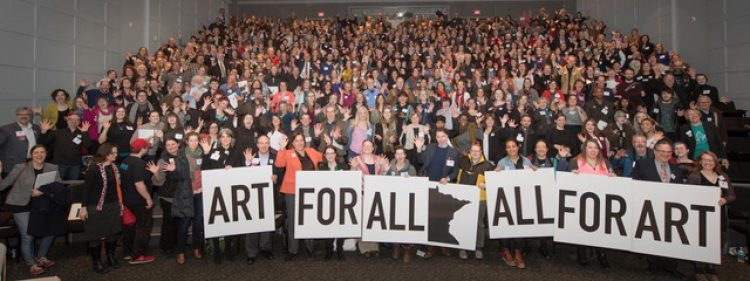 Arts Alert: Can't get to the Capitol today for Arts Advocacy Day? Send your legislators a note!