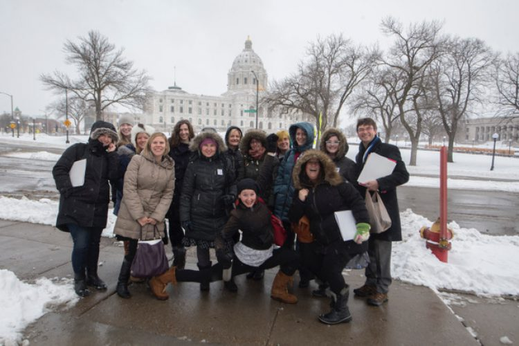 Arts Alert: Arts Advocacy in a Blizzard: Thank you!