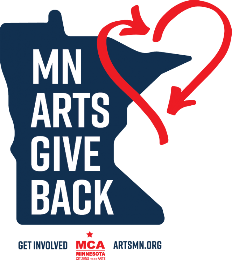 Arts Alert: We Are Excited to Share This New Campaign to Support the Arts in Minnesota!