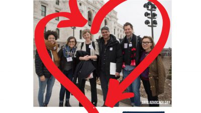 Arts Alert: Arts Advocacy Day, March 12. Register Now!