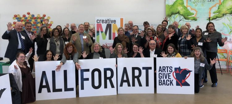 Arts Alert: MCA Obtains 11% increase in State Arts Funding. Go Team!