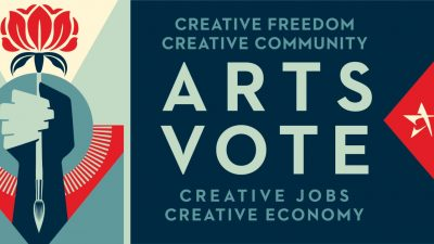 Arts Alert: How to Activate Your Nonprofit for the Election & Stay Out of Trouble