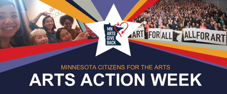 Arts Alert: Thank you and Take Action!