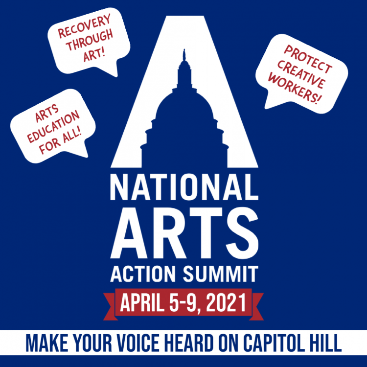 Arts Alert: Join us for the Americans for the Arts the Summit!